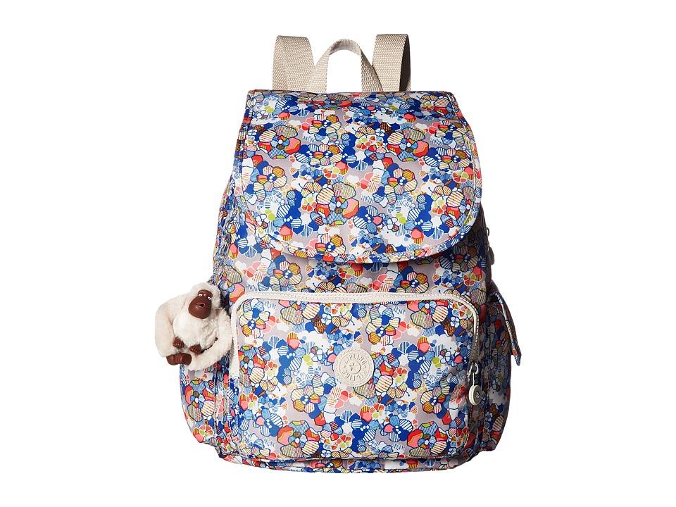 Kipling Ravier Backpack (Funny Field) Backpack Bags