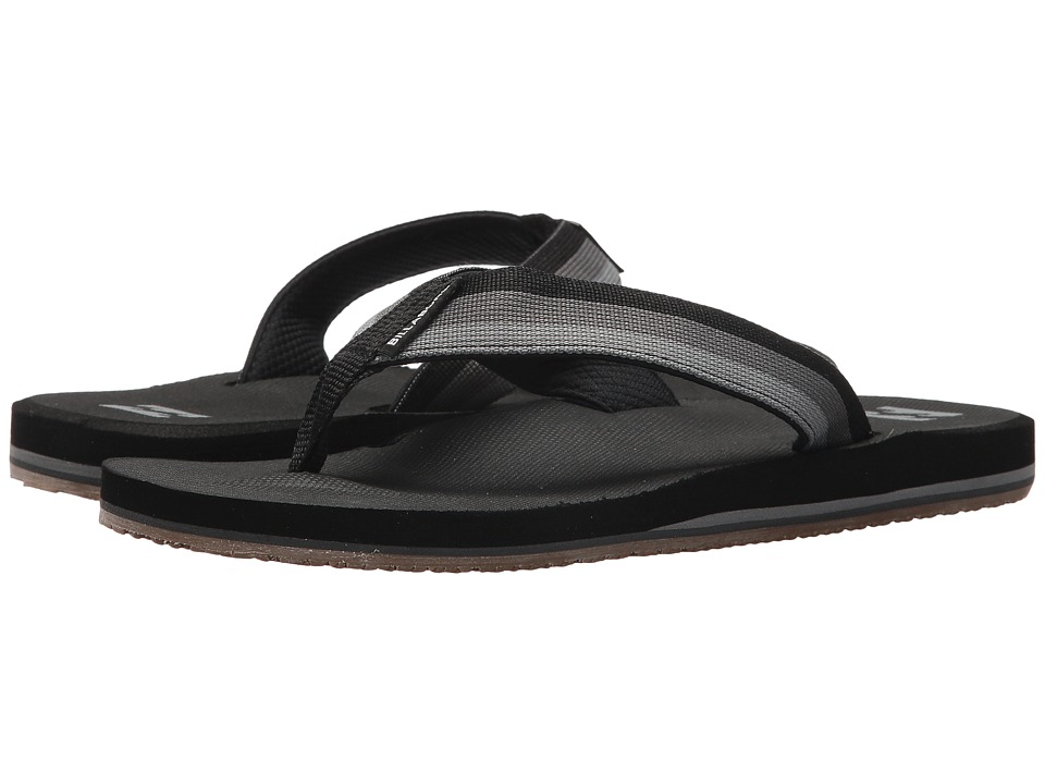 Billabong - All Day Roots (Black) Men's Sandals