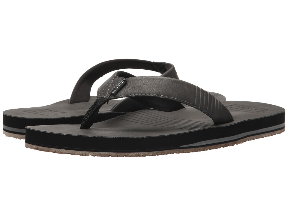 Billabong - All Day Slim (Black) Men's Sandals