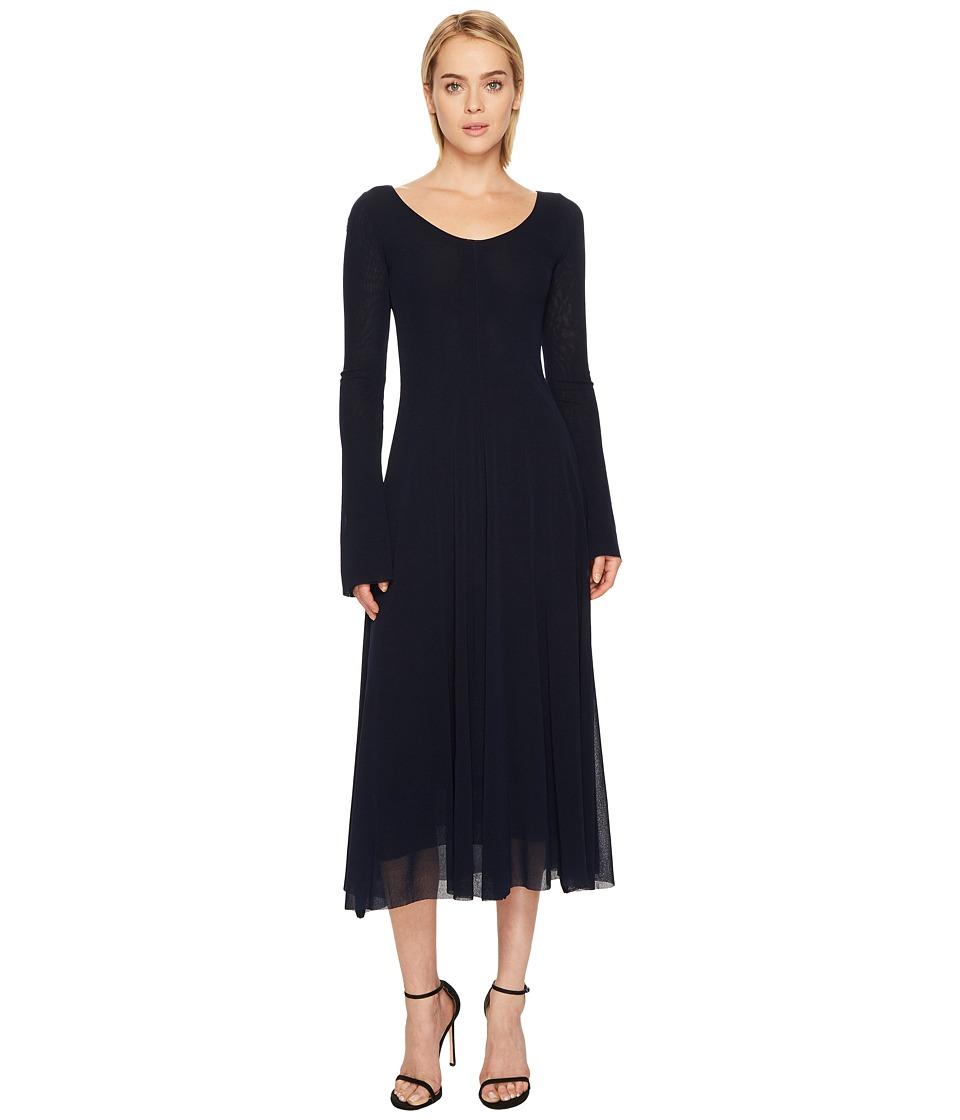 FUZZI - Reversible Long Sleeve Dress Cover-Up