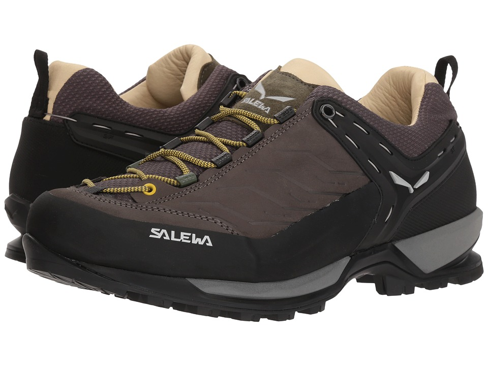SALEWA - Mountain Trainer L (Walnut/Golden Palm) Mens Shoes