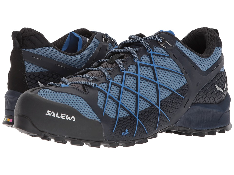 SALEWA - Wildfire (Premium Navy/Royal Blue) Mens Shoes
