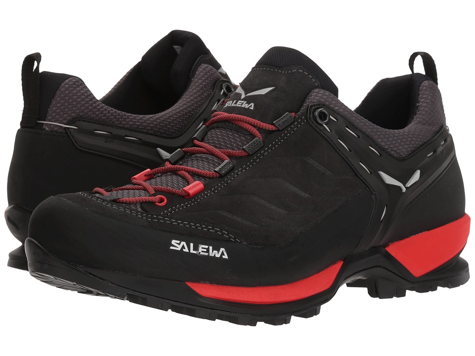 SALEWA - Mountain Trainer (Black Out/Bergot) Mens Shoes