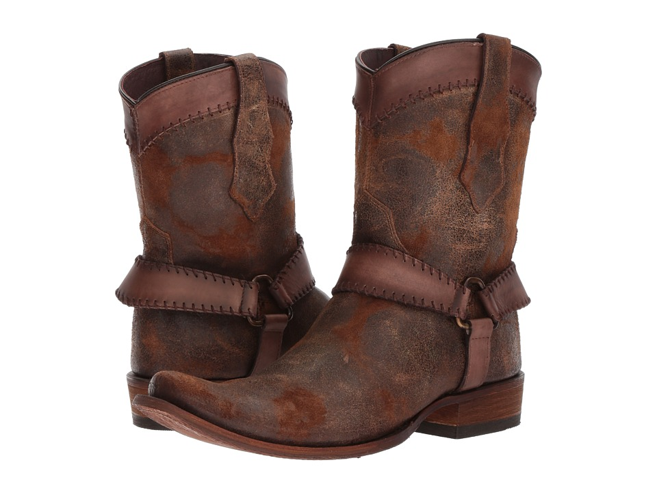 Corral Boots - C3164 (Cognac) Cowboy Boots