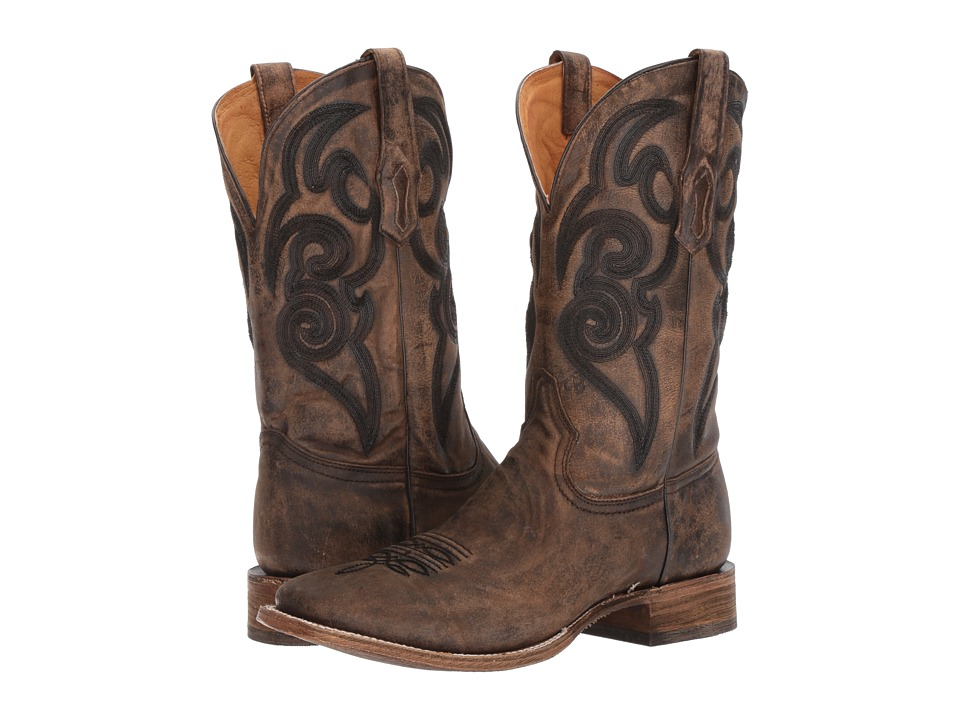 Corral Boots - A3303 (Brown) Cowboy Boots