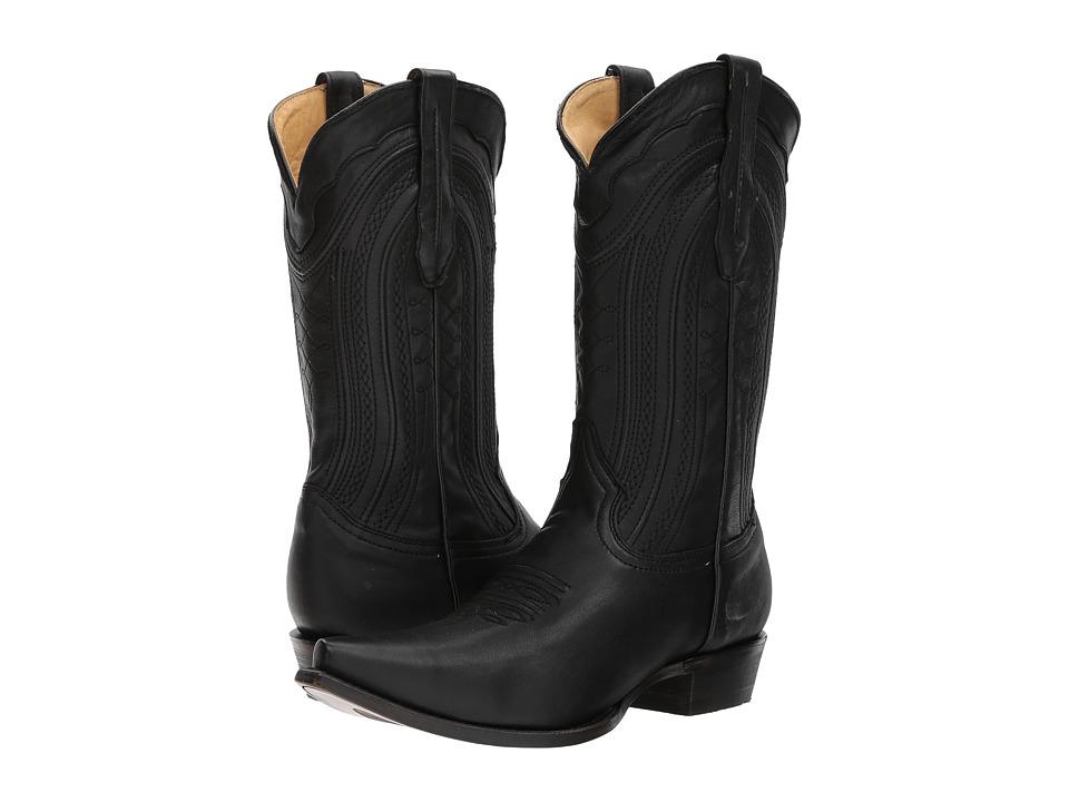 Corral Boots - C3068 (Black) Cowboy Boots