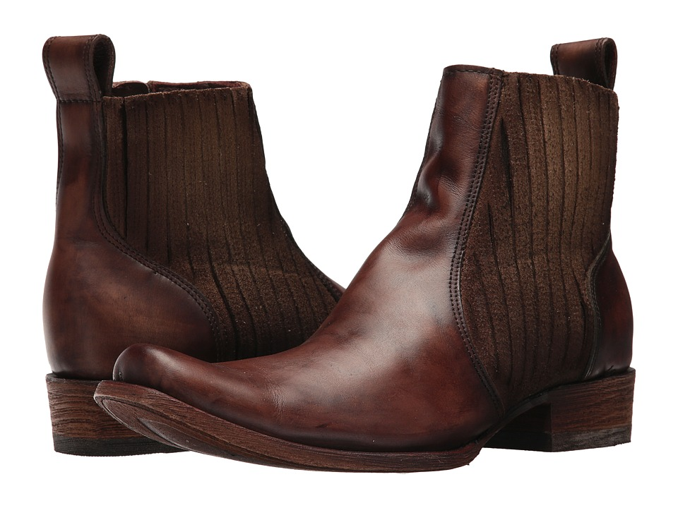 Corral Boots - C3166 (Chocolate) Cowboy Boots