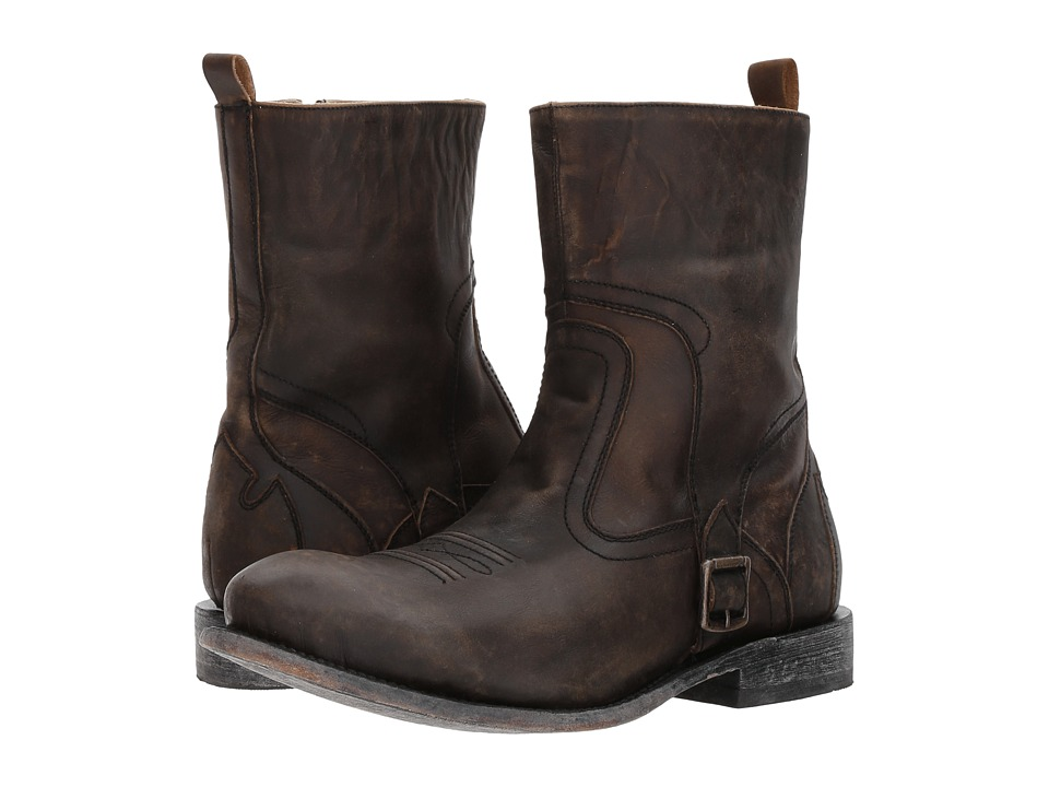 Corral Boots - G1407 (Brown) Cowboy Boots