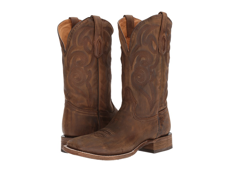 Corral Boots - A3302 (Golden Brown) Cowboy Boots