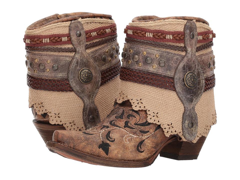 Corral Boots - A3463 (Cognac) Cowboy Boots