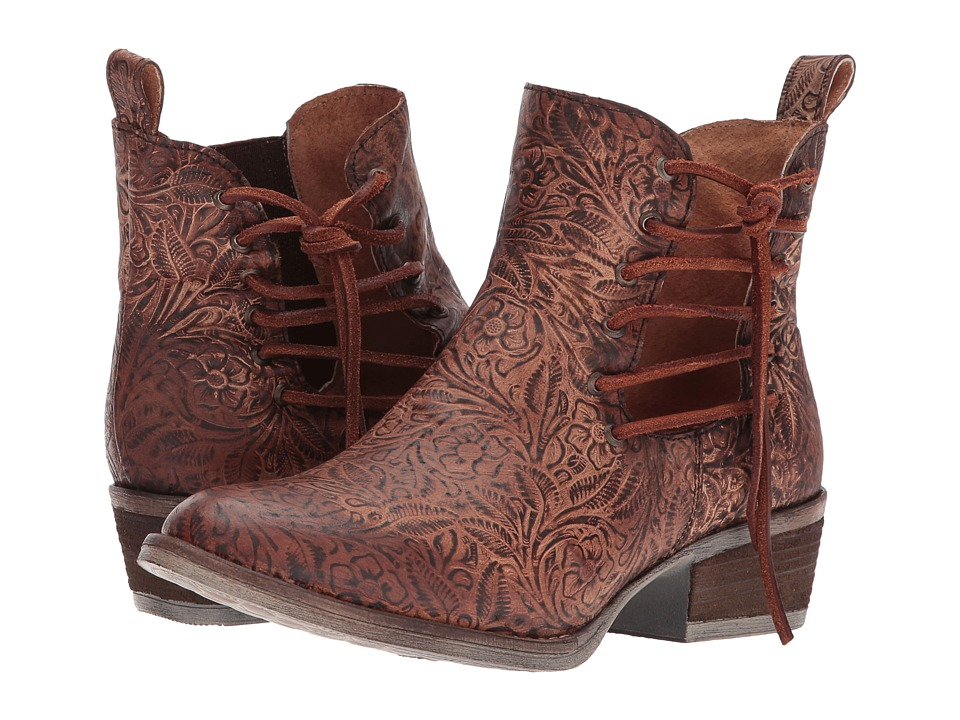Corral Boots Q5004 (Brown) Cowboy Boots
