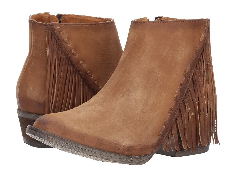 Corral Boots Q0035 (Honey) Cowboy Boots