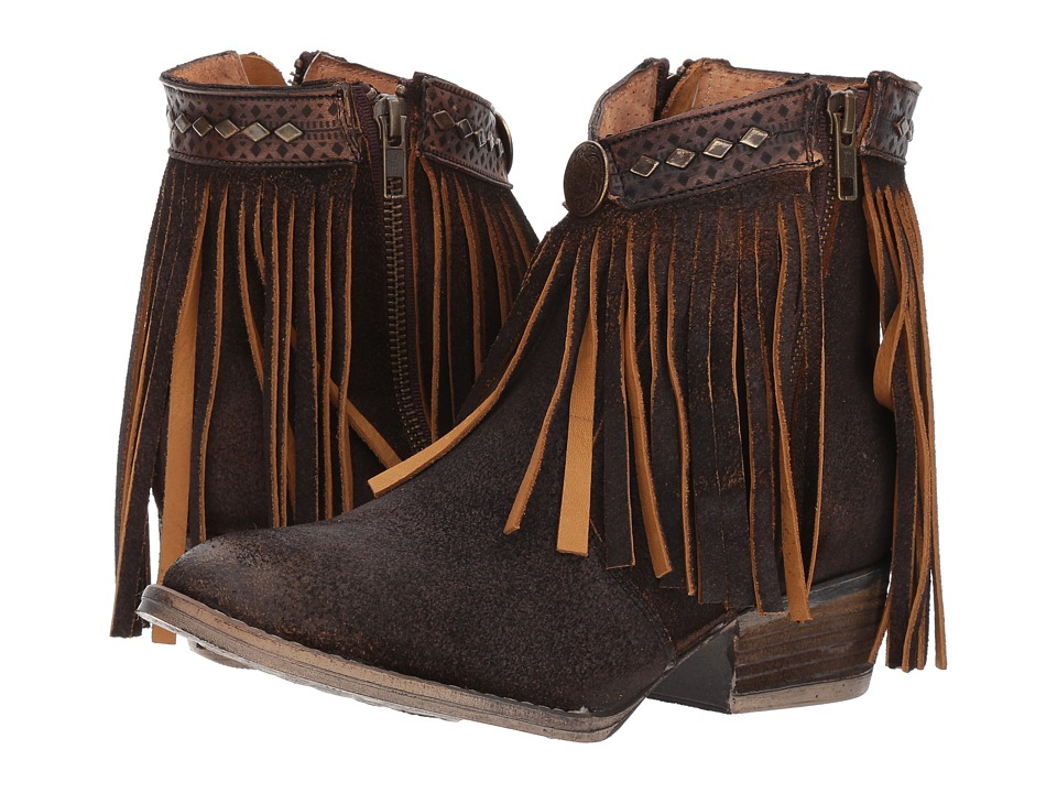 Corral Boots - Q5010 (Brown) Cowboy Boots