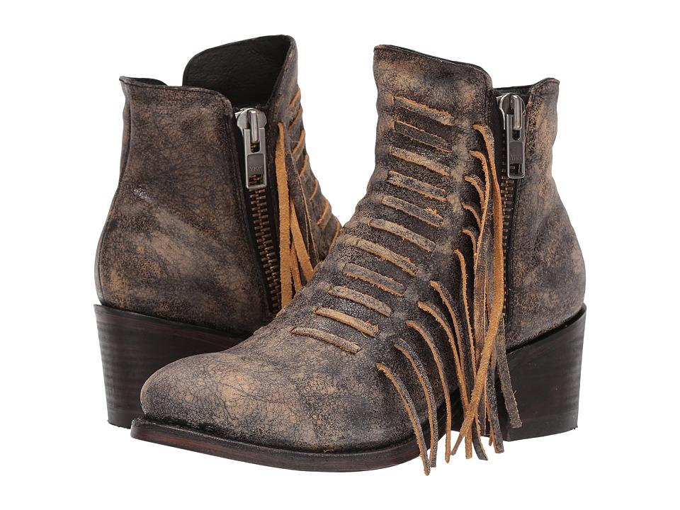 Corral Boots - E1228 (Black) Cowboy Boots