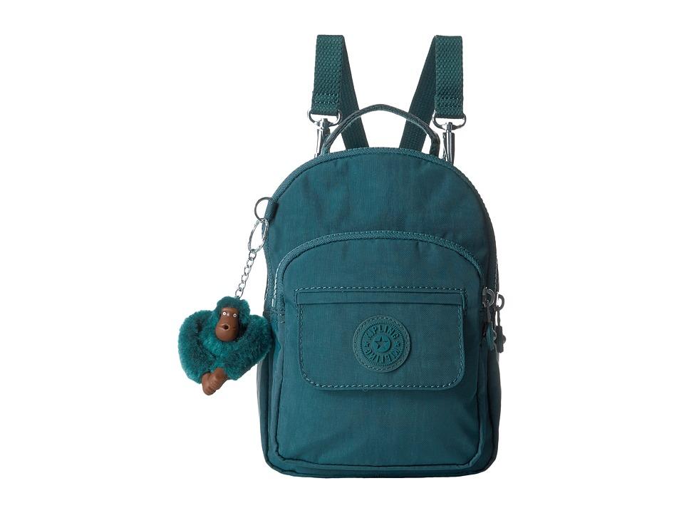 Kipling Alber (Farmhouse Green) Bags