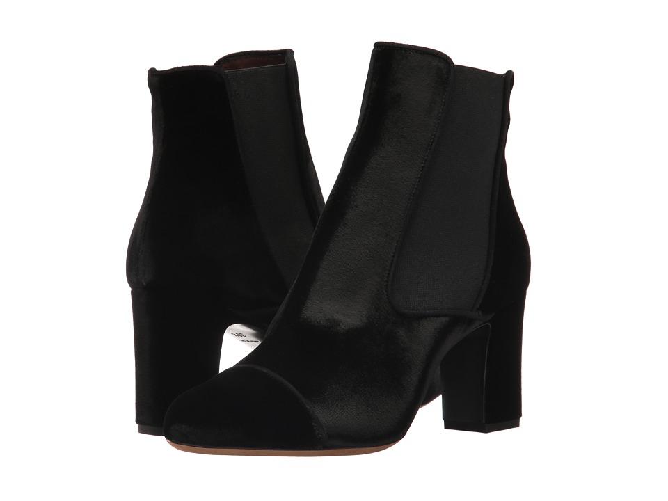 Tabitha Simmons - Kiki (Black Velvet) Womens Boots