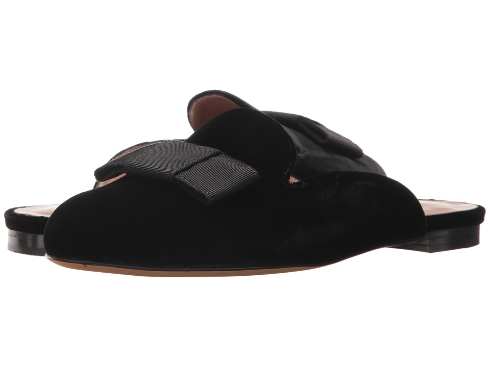 Tabitha Simmons - Masha (Black Velvet) Women's Sandals