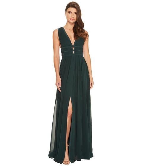 Nicole Miller Gladiator Gown