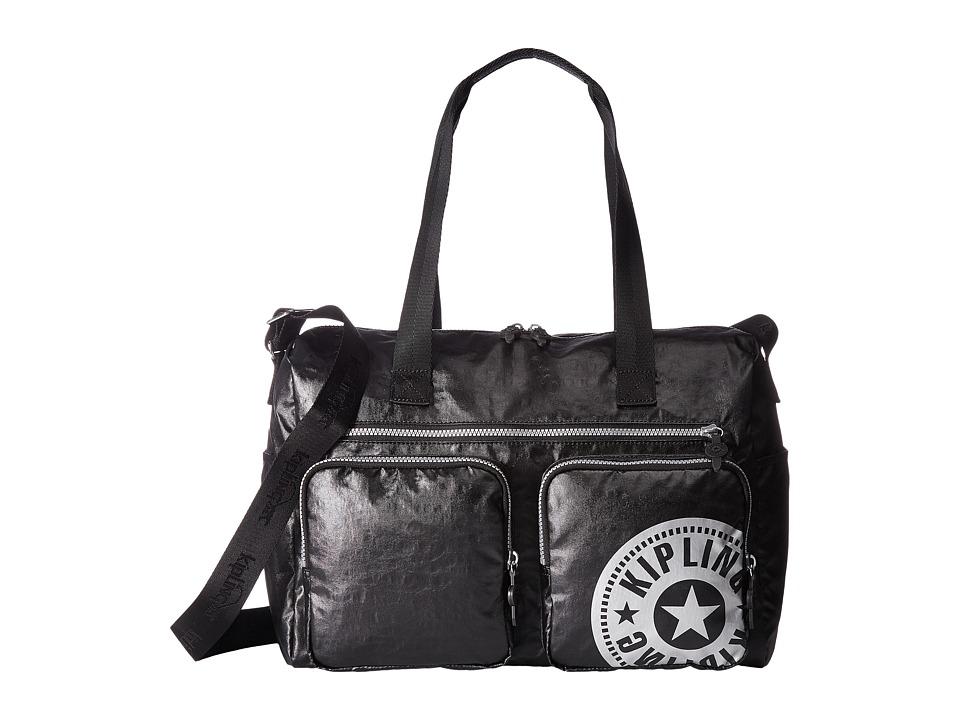 Kipling Stefany (Lacquer Black) Bags