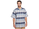Tommy Bahama Big & Tall Big Tall Tamuda Bay Plaid Shirt