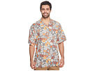 Tommy Bahama Big & Tall Big Tall Subtropical Palm IslandZone Camp Shirt