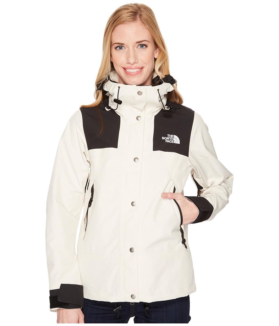 The North Face 1990 Mountain Jacket GTXtm (Vintage White) Women