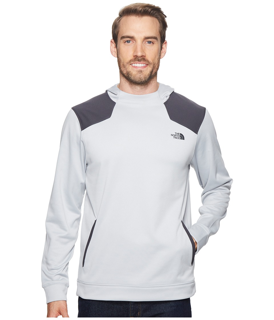 The North Face - Ampere Hoodie (High-Rise Grey) Mens Sweatshirt