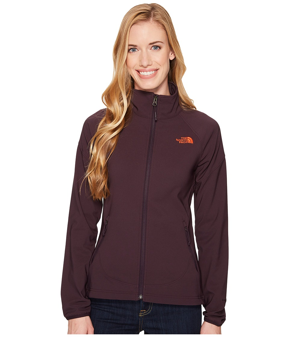 The North Face - Nimble Jacket (Galaxy Purple) Womens Coat