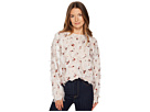See by Chloe Jacquard Roses Blouse