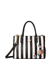 Betsey Johnson - Triple Compartment Satchel