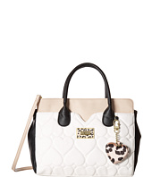 Betsey Johnson - Dip Satchel with Removable Pouch