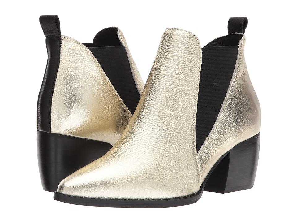 Sol Sana Bruno Boot (Gold) Women