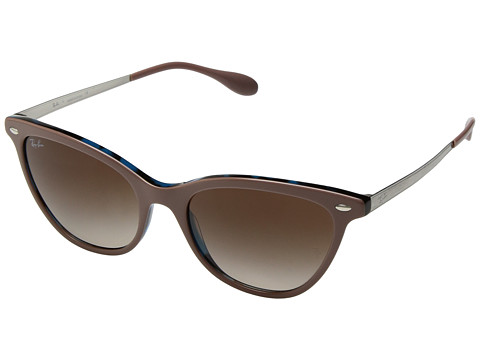 Ray-Ban RB4360 54mm - Light Brown/Brown Gradient