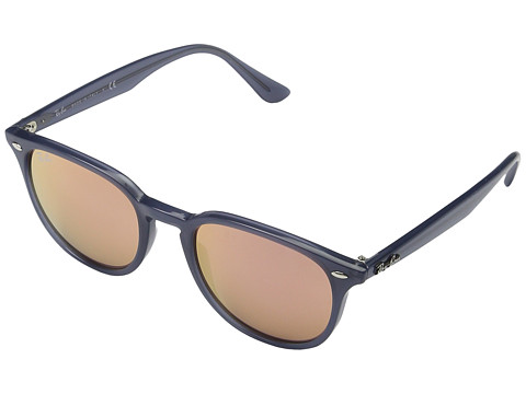 Ray-Ban 0RB4259 51mm - Dark Azure/Pink Gradient Mirror
