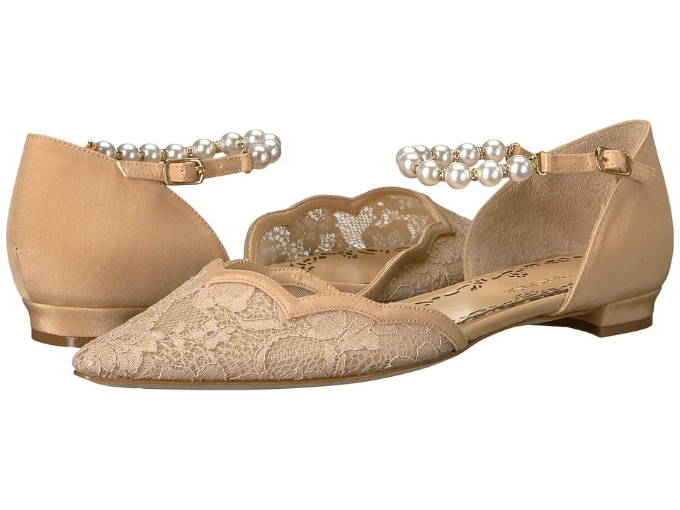 Marchesa - Lucy (Nude Lace) Womens Shoes