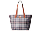 Dooney & Bourke Tiverton Large Zip Shopper