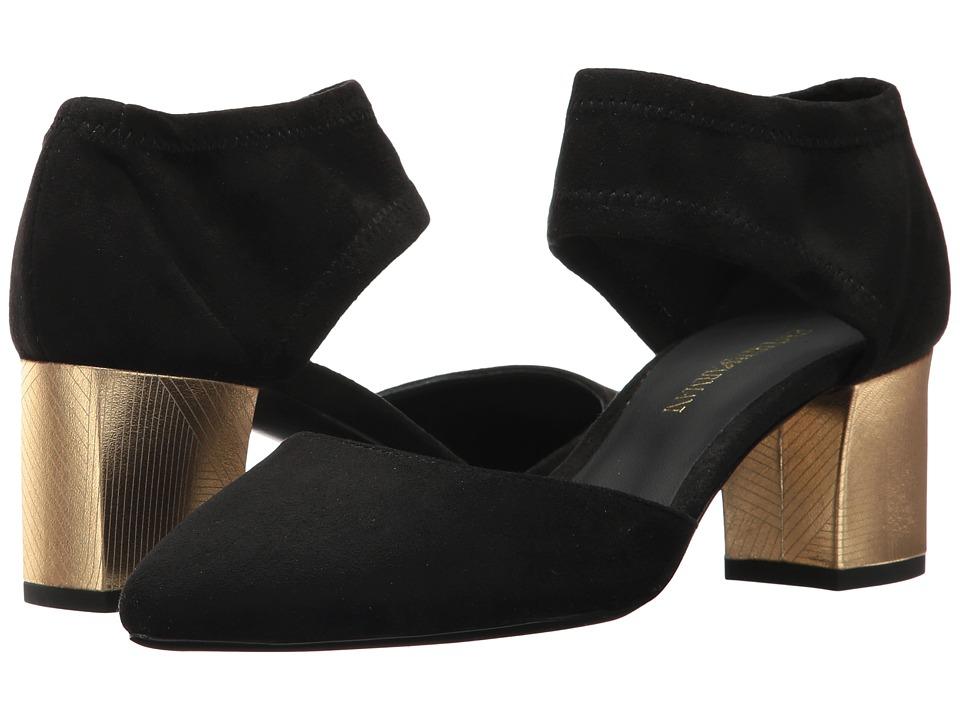 Emporio Armani X3E311 (Nero/Nero) High Heels