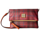 Dooney & Bourke Tiverton Foldover Zip Crossbody