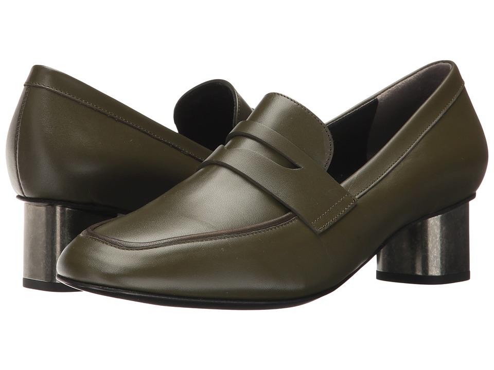 Robert Clergerie Povia (Lychen Leather Calf) Women