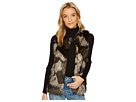 Jack by BB Dakota Genevieve Patch Work Faux Fur Vest