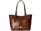 Dooney & Bourke Dooney & Bourke Florentine Suede East/West Skylar Tote