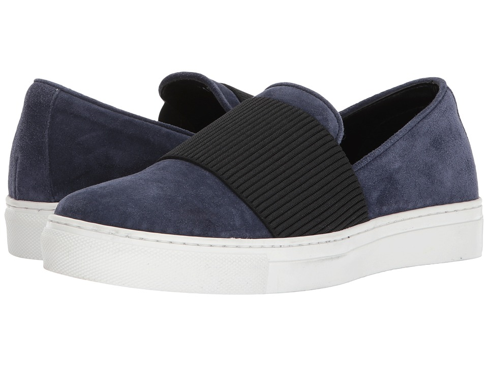Cordani - Otto (Navy Suede) Womens Slip on  Shoes