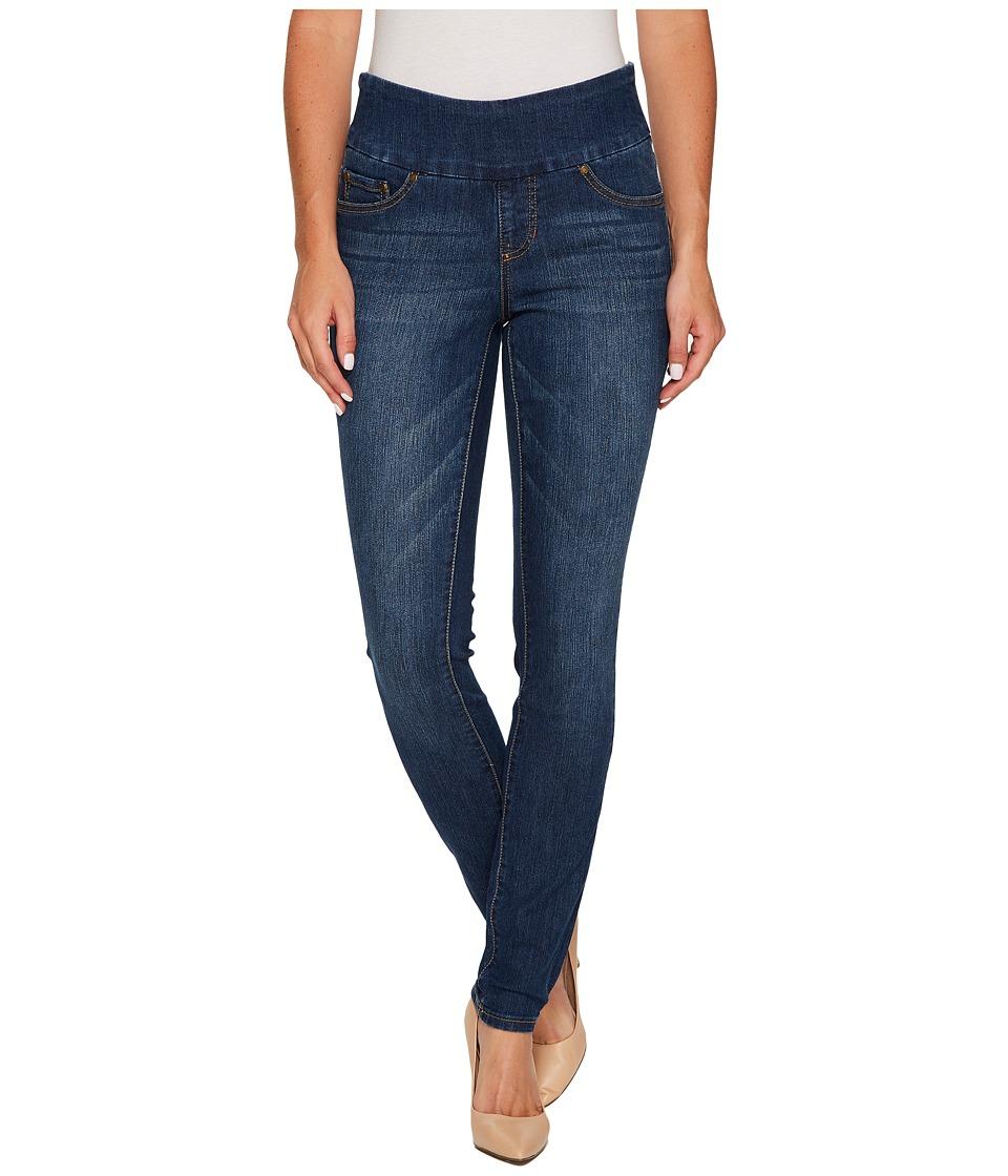 Jag Jeans Nora Pull-On Skinny in Comfort Denim in Durango Wash (Durango Wash) Women