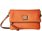 Dooney & Bourke Dooney & Bourke Pebble Foldover Zip Crossbody