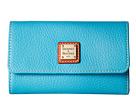 Dooney & Bourke Pebble Flap Wallet