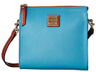 Dooney & Bourke Pebble North/South Janine Crossbody