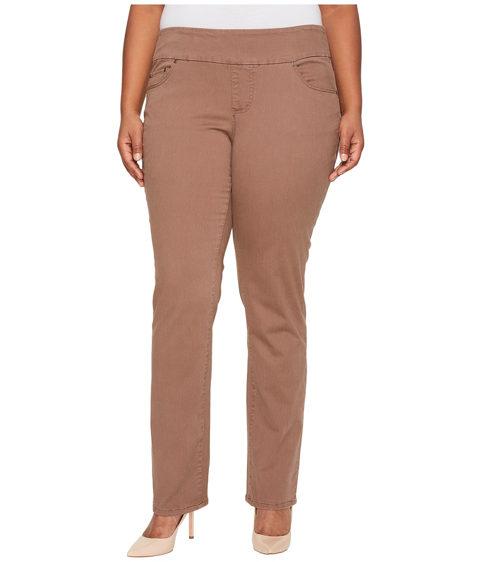 Jag Jeans Plus Size Plus Size Peri Pull-On in Bay Twill (Birds Nest) Women