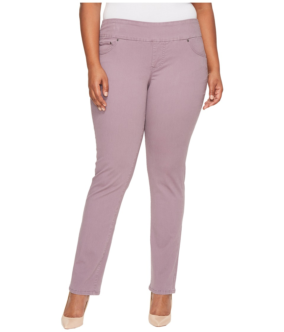 Jag Jeans Plus Size Plus Size Peri Pull-On in Bay Twill (Purple Mist) Women