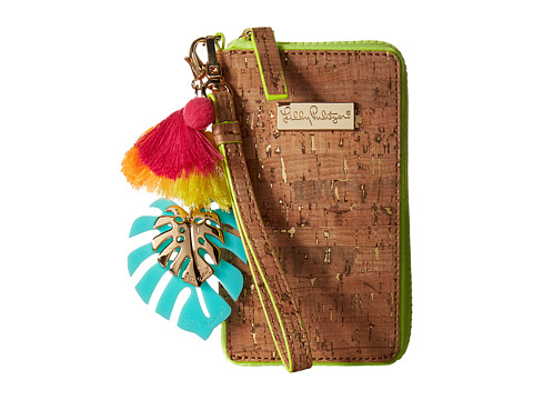 Lilly Pulitzer Tiki Palm Phone Case - Natural