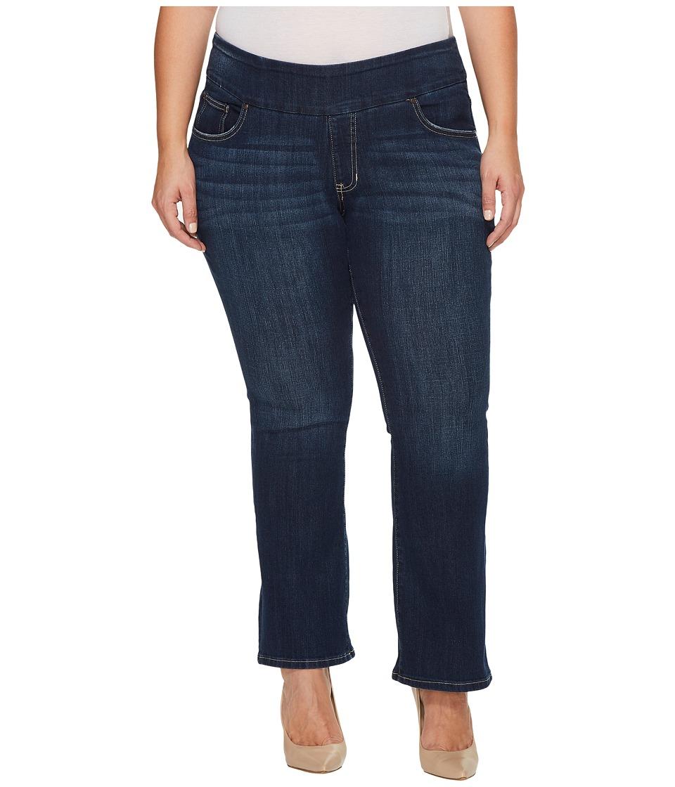 Jag Jeans Plus Size - Plus Size Petite Paley Pull
